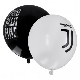 JUVENTUS FC 12 PALLONCINI PARTY
