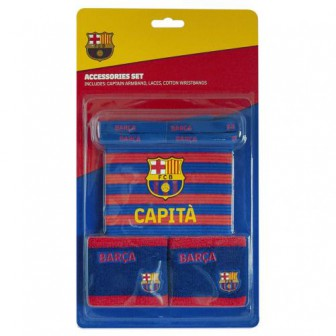 FC BARCELONA SET ACCESSORI