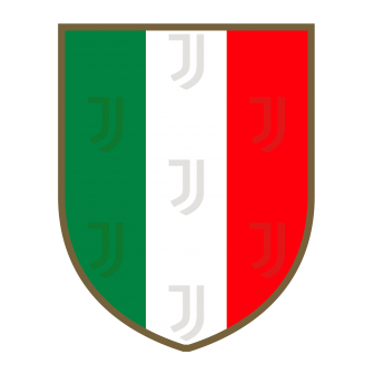 2019-20 JUVENTUS PATCH SCUDETTO UFFICIALE