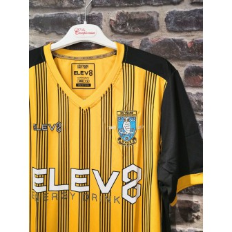 2019-20 SHEFFIELD WEDNESDAY MAGLIA AWAY SHIRT - TAGLIA M