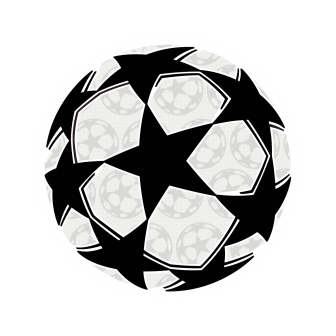 2018-19 PATCH UFFICIALE UEFA CHAMPIONS LEAGUE