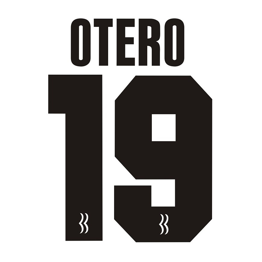 1996-97 VICENZA NAMESET HOME KIT OTERO 19
