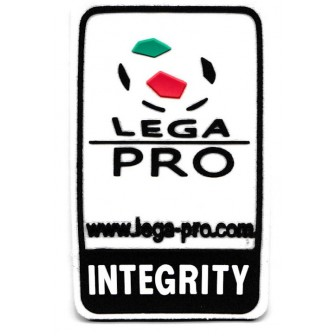 2015-16 PATCH UFFICIALE LEGA PRO INTEGRITY