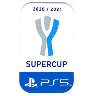 2020-21 PATCH SUPERCOPPA - SUPERCUP - UFFICIALE