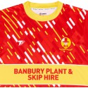 2020-21 BEDALE AFC MAGLIA HOME SHIRT