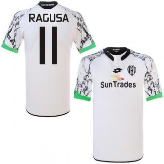 2015-16 CESENA MAGLIA HOME SHIRT LOTTO RAGUSA 11 - TAGLIA XL