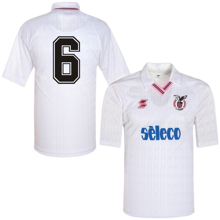 1991-92 U.S. PALERMO MAGLIA STORICA ABM SELECO
