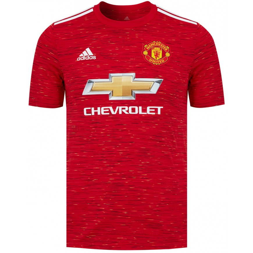 2020-21 MANCHESTER UNITED MAGLIA HOME SHIRT ADIDAS