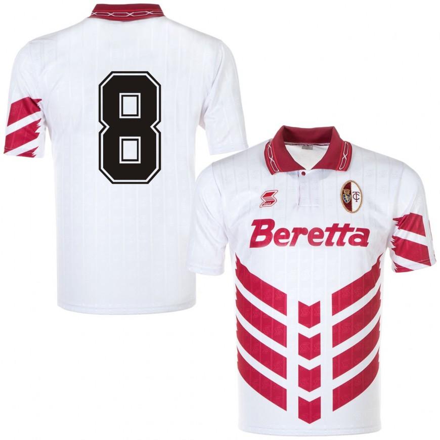 1989-90 TORINO MAGLIA STORICA ABM BERETTA LENTINI 8
