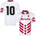 1989-90 TORINO MAGLIA STORICA ABM BERETTA MARTIN VASQUEZ 10