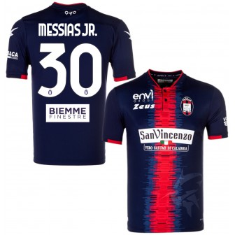 2020-21 CROTONE MAGLIA FOURTH SHIRT MESSIAS JR 30