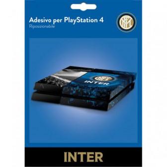 INTER FC ADESIVO COVER PER PLAYSTATION 4