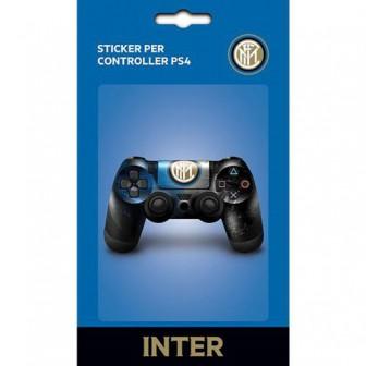 INTER FC ADESIVO COVER PER CONTROLLER PS4