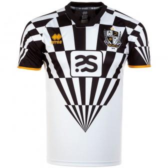 2020-21 PORT VALE FC MAGLIA HOME SHIRT ERREA - TAGLIA M